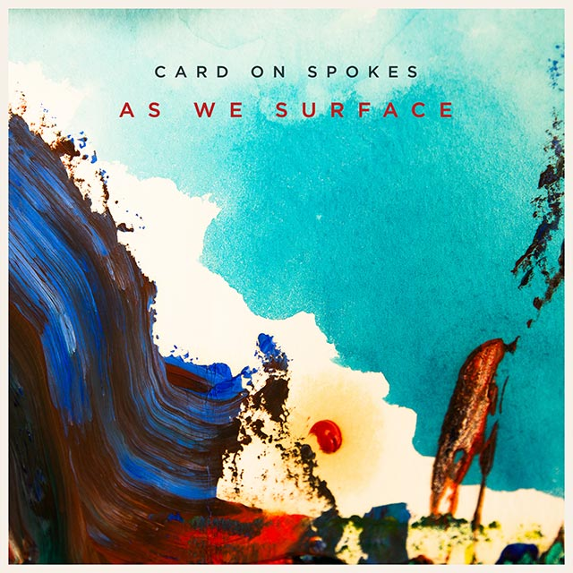 Image of Card On Spokes As We Surface EP cover artwork