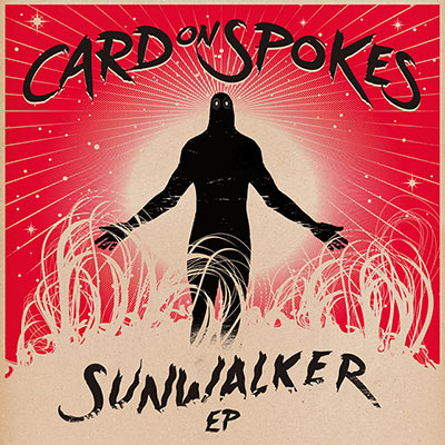 Card On Spokes Sunwalker EP